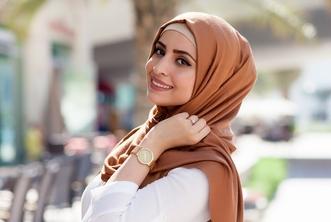 Hajib Woman