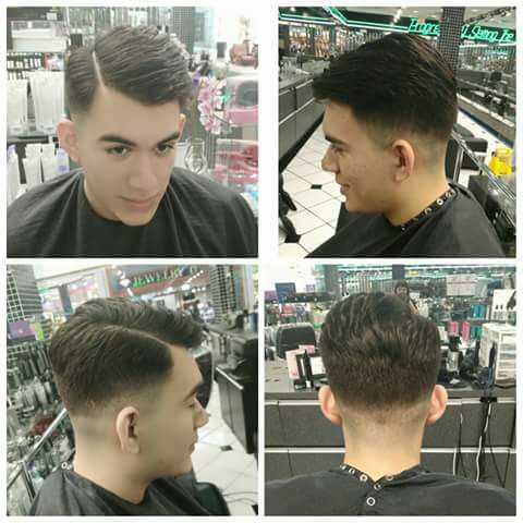 Men Short Cut